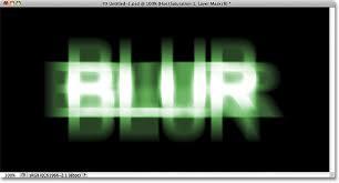 tutorial photoshop cs5 membuat logo ghostly blur text effect in photoshop