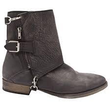 ksubi womens boots ksubi leather moto boot 415 liked on polyvore wear