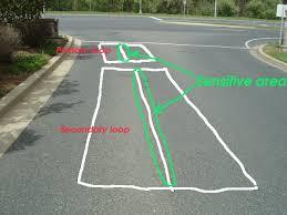 do traffic lights have sensors plan bravo loop sensor activator
