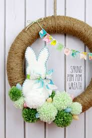 springtime wreaths 20 diy spring wreaths how to make a spring wreath yourself