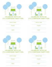 first birthday invitations free printable printable invitations