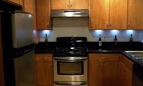 Kitchen Counter Lights Oak Wood Bright White Prestige Door Kitchen Cabinet