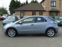 2 2 diesel honda civic used honda civic car 2006 blue diesel 2 2 i ctdi sport 5 door