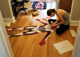 Titan Laminate Flooring Halloween Titans From Attack On Titan Album On Imgur