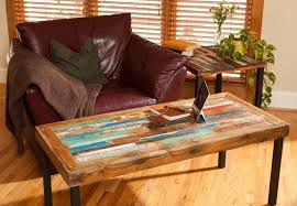 Buy A Hand Made Reclaimed Wood Coffee Table Teak Coffee Table