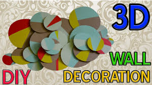 Wall Decorating Diy Awesome And Easy Wall Decorating Idea How To Youtube