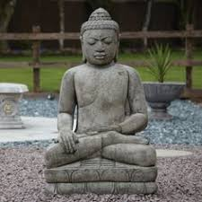 large garden ornaments granite thai buddha statue buy now at http