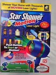 motion laser light projector new star shower motion laser light projector red green christmas