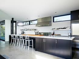 long kitchens long valley ranch modern kitchen los angeles by marmol radziner