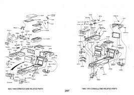 90 mustang parts 1979 93 ford mustang fox exploded view illustrated manual