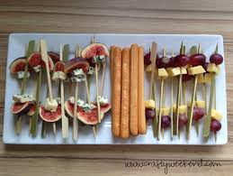 easy dinner party canapes crafty weekend craft projects for the