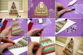 do it yourself tutorials trees decorations gifts