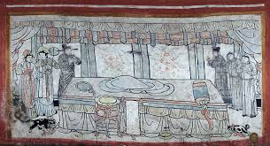 the history blog blog archive vivid murals found in 1000 year in 2011