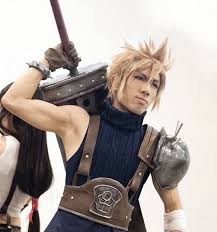 Cloud Strife Halloween Costume Cloud Strife Final Fantasy Vii Cosplay Amino