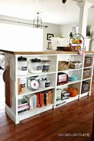 Bookcase Pantry Billy Finds New Purpose As A Pantry Ikea Hackers Diy