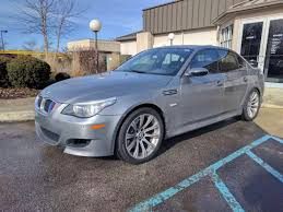 e60 03 10 for sale fs 2008 e60 m5 6 speed manual 2 owners