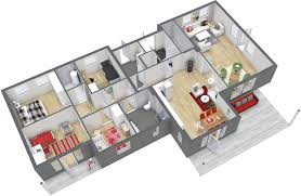 house plans with 4 bedrooms floor plans roomsketcher