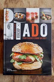 un livre de cuisine avis livre workshop ado chefnini