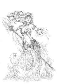 best 10 little mermaid drawings ideas on pinterest mermaid