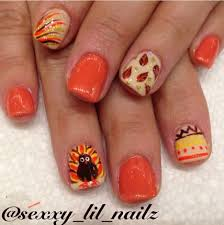 300 best fall thanksgiving nails images on autumn