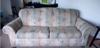 ugly couch watch this micro budget living room makeover tiphero