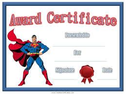 free coloring pages award certificate superman jpg 960 720 pixels