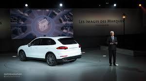 Porsche Cayenne X5 - porsche cayenne facelift 2015 new look and engines for premium