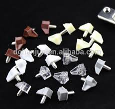 Cabinet Shelf Clips Plastic by Hjf022 Plastic Cabinet Shelf Support Glass Shelf Supports Plastic