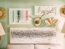 home decor walls diy art ideas hgtv