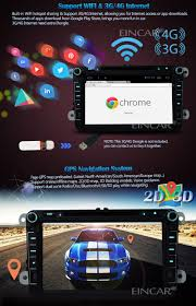 Google Maps Mirrorlink Eincar Online Android 5 1 Quad Core Car Stereo With Gps