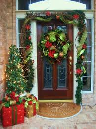 Large Christmas Decorations Amazon by 31 Creative Front Door Christmas Decorations Front Door