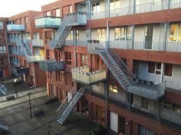 balkon isolieren rotterdam havensteder galerij balkon isoleren complex lupine