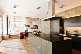 Esszimmer Arbeitszimmer Kombinieren 6 Tolle Küchen Mit Essbereich Die Das Esszimmer Zum Herd Bringen