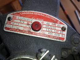 beaver cs3200 restoration cge motor wiring help bad beaver