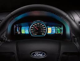 2010 ford fusion dash lights ford fusion hybrid dashboard inhabitat green design innovation