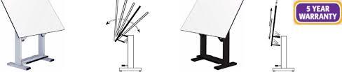Alvin Elite Drafting Table Alvin Elite Tables The Ideal Fully Adjustable Artist Drafting Tables