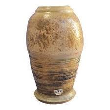 Studio Pottery Vase Vintage U0026 Used Organic Modern Vases Chairish
