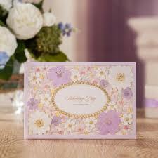 Cheap Wedding Invitation Online Get Cheap Wedding Invitations Wishmade Purple Aliexpress