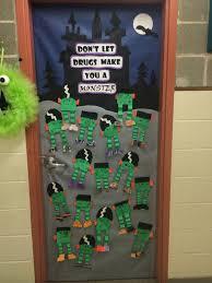 12 october classroom door decorating ideas october door