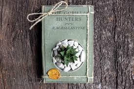 how to make succulent planters from vintage books u2022 nifty homestead