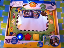 baby car mirror with light baby einstein travel mirror provides entertainment in the car