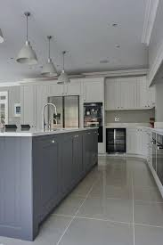 kitchen flooring ideas uk kitchen flooring uk wooden kitchen with concrete worktop from