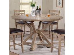 dining room table with lazy susan winners only grandview dropleaf counter height table with lazy