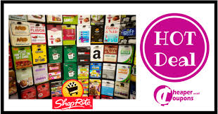 gift cards deals shoprite hot gift card deal 2 days only 11 24 11 25