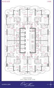 orra marina floorplans dubai properties dubai freehold typical floor plans