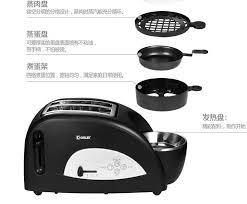 Toaster Poacher Toaster With Egg Cooker Breakfast Station Toaster Egg Cooker