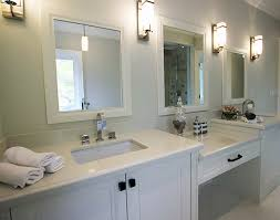 Custom Made Bathroom Vanities by Modern Double Sink Vanity Shabby Chic Bathroom Wall Decor White