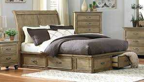 Driftwood Bedroom Furniture by Bedroom 2298sl In Driftwood By Homelegance W Options