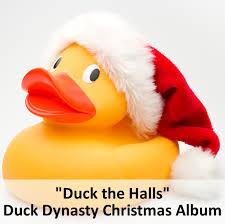dynasty family announces duck the halls family