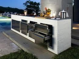 cuisine exterieure cuisine design meuble exterieure bois en home improvement